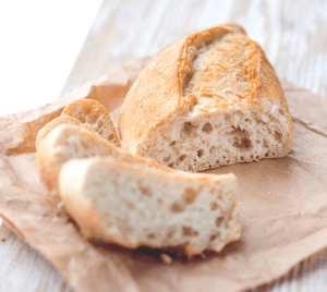 Bread with gluten -RichardHWebb.com
